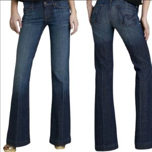 Citizens of Humanity faye dark wash jeans